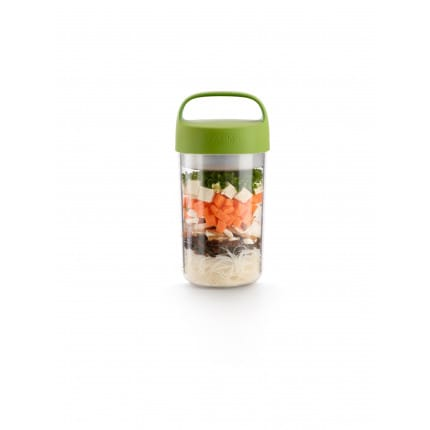 Jar To Go 600 ML foodshot vegetarisch